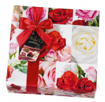 Belgid'Or Assorted Belgian Chocolates With Flower Wrapping 345g